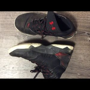Boys Under Armour Curry 2.5 Basketball Shoes